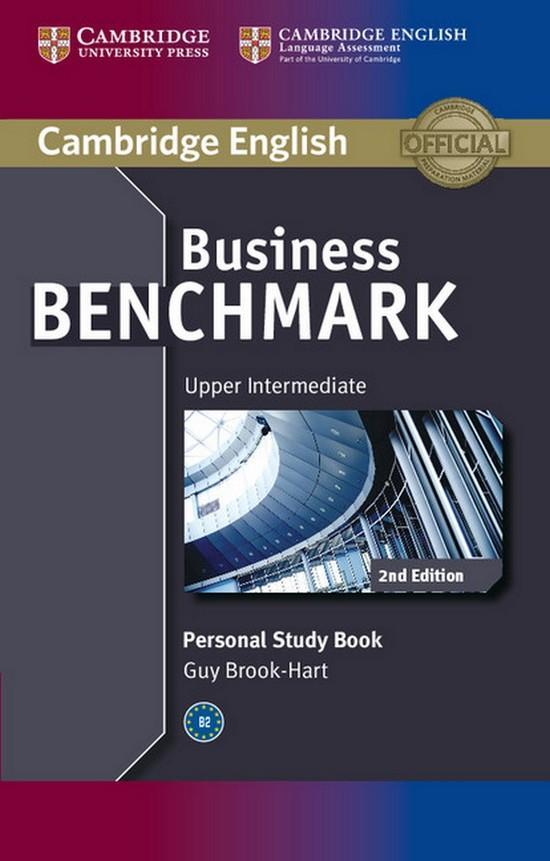 Afbeelding van Business Benchmark - Upper-intermediate BULATS and Business Vantage personal study book