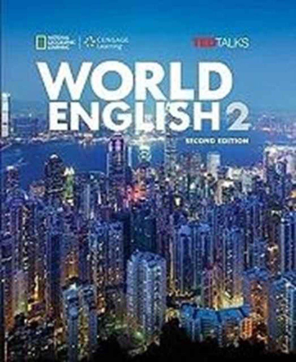 Afbeelding van World English 2 workbook