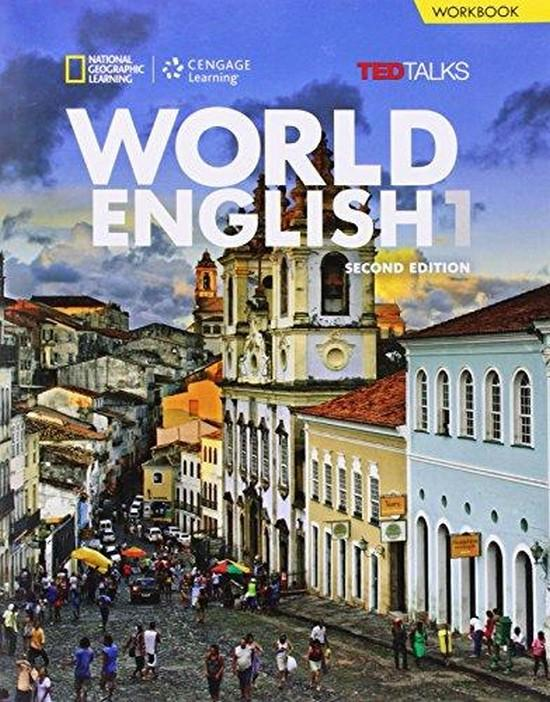 Afbeelding van World English 1 workbook
