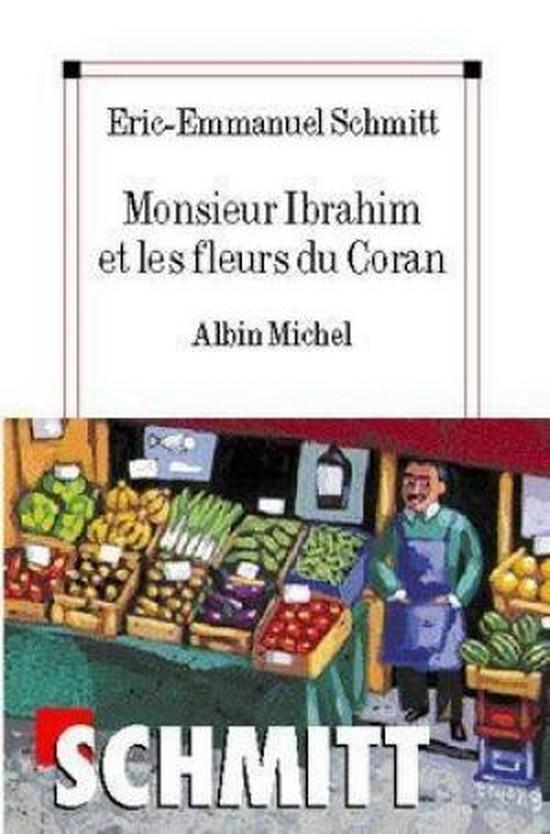 Afbeelding van Monsieur Ibrahim et les fleurs du coran