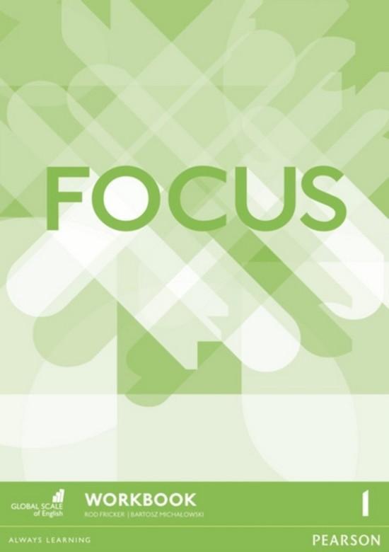 Afbeelding van Focus 1 workbook