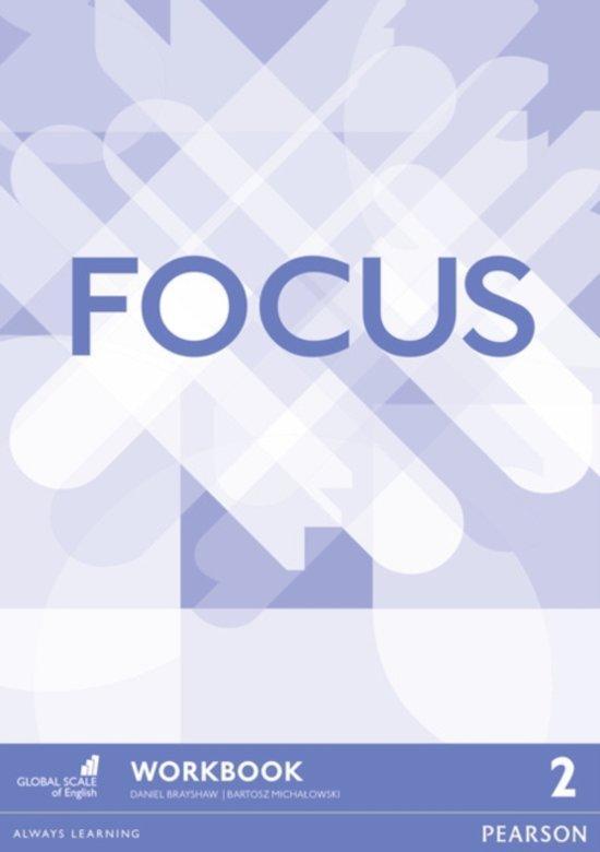 Afbeelding van Focus 2 workbook