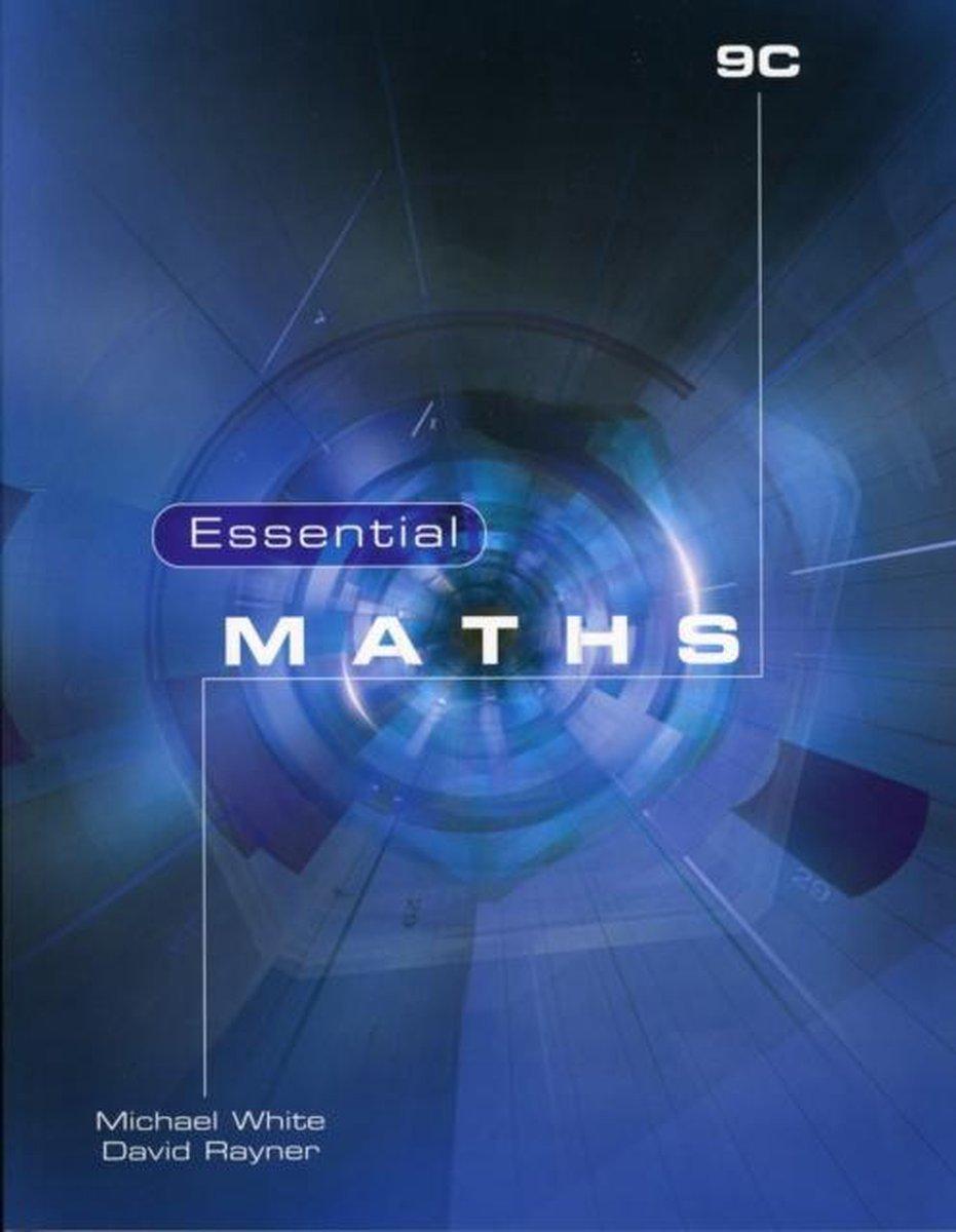 Afbeelding van Essentials Maths 9C