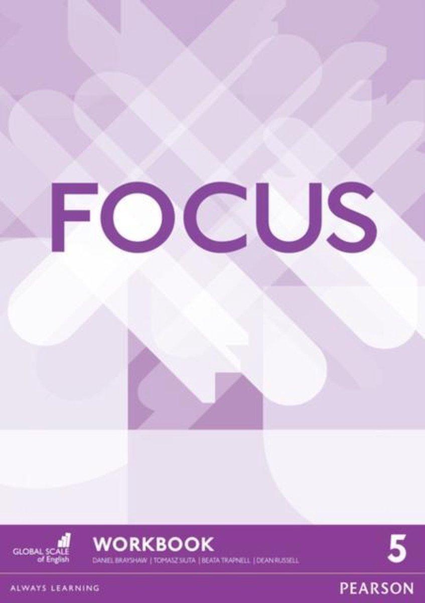 Afbeelding van Focus BrE 5 Workbook
