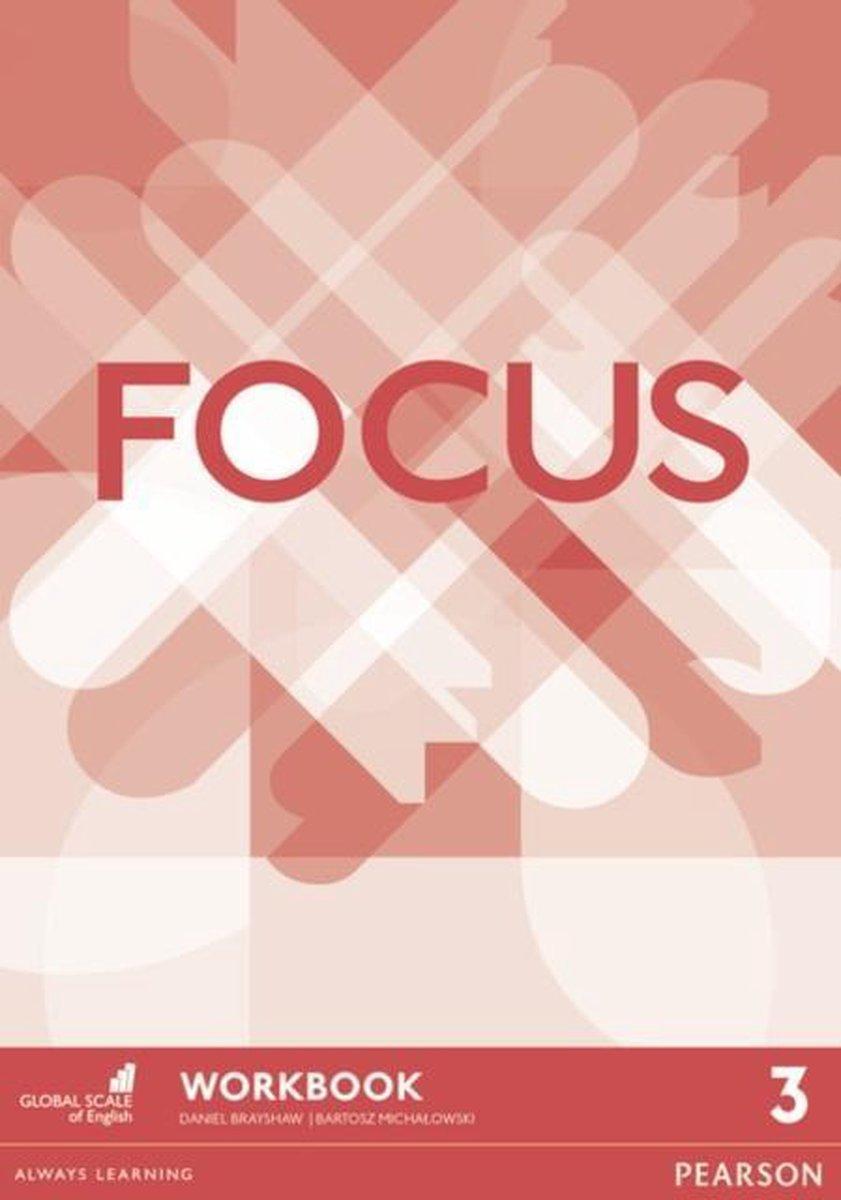 Afbeelding van Focus 3 workbook