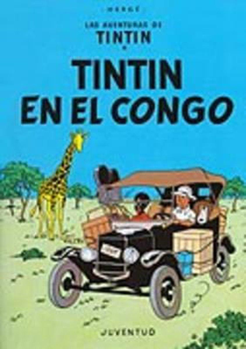 Afbeelding van Las aventuras de Tintin - Tintin en el Congo