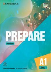Afbeelding van Prepare Second edition 1 Workbook + Audio Download