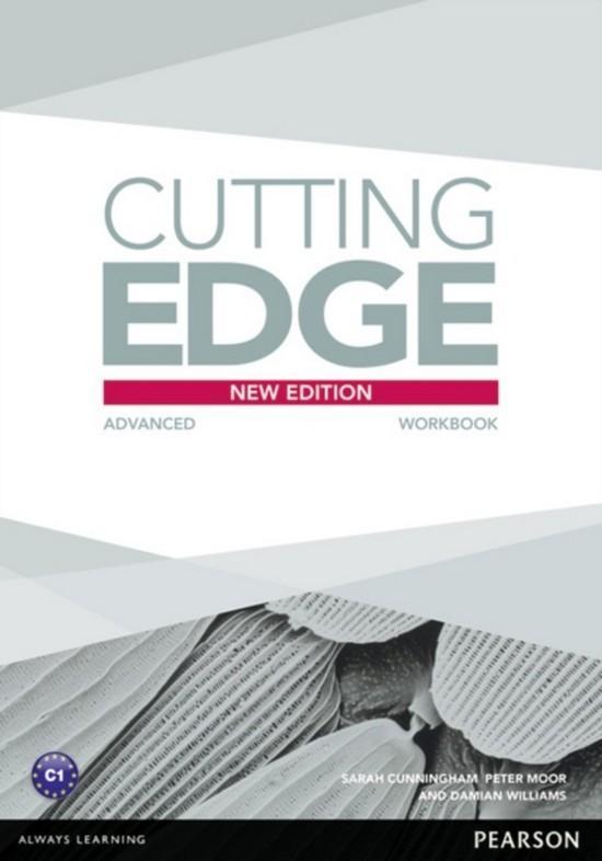 Afbeelding van Cutting Edge third edition - Advanced workbook without key + online audio