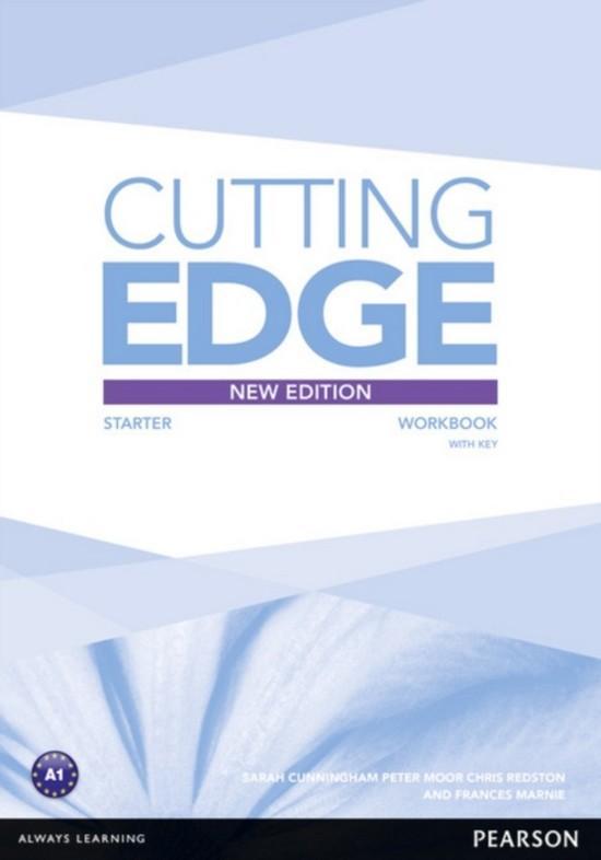 Afbeelding van Cutting Edge third edition - Starter workbook with key