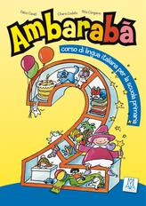 Afbeelding van Ambarabà 2 libro per l'alunno