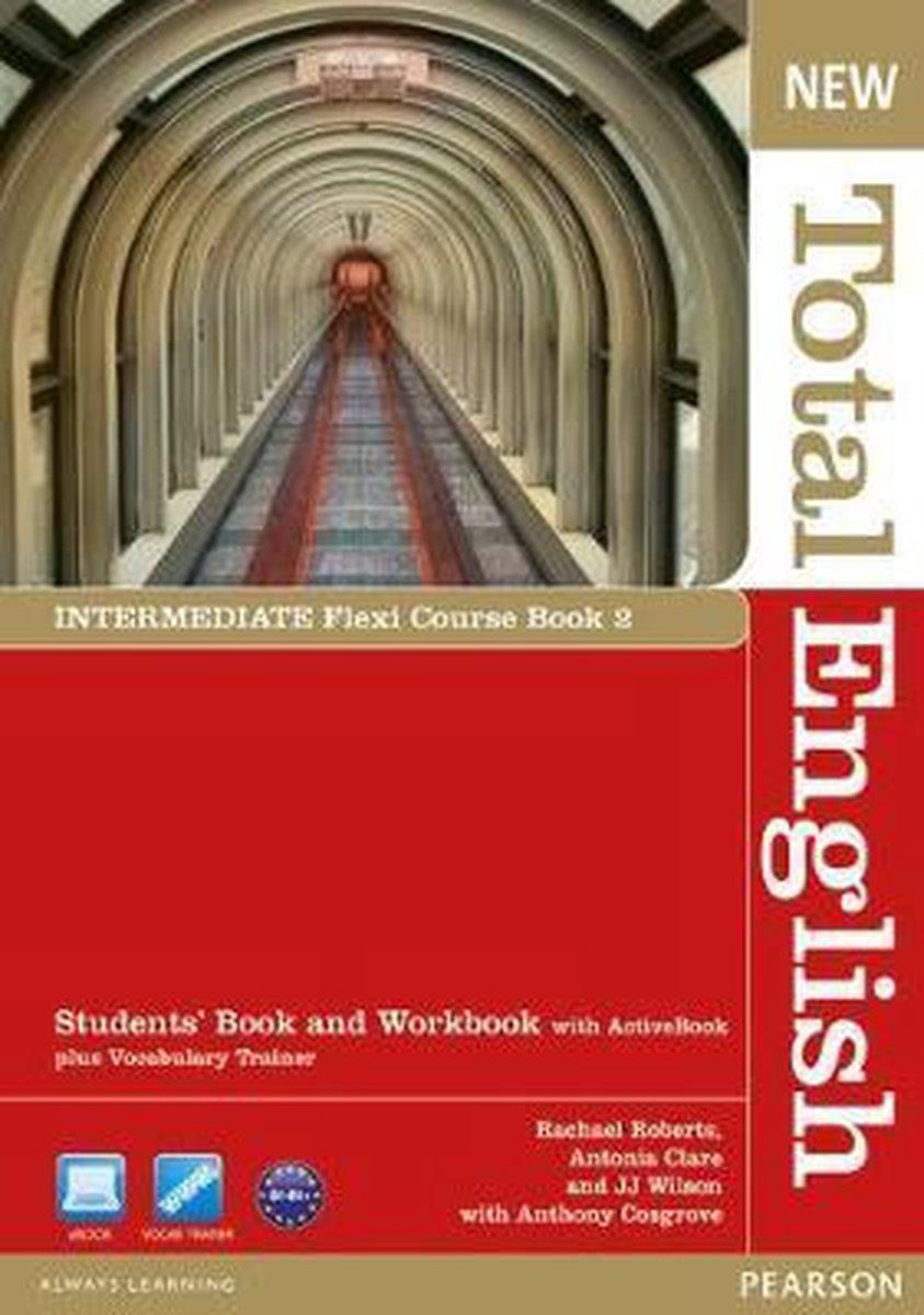 Afbeelding van Total English New - Intermediate Flexi Coursebook pack