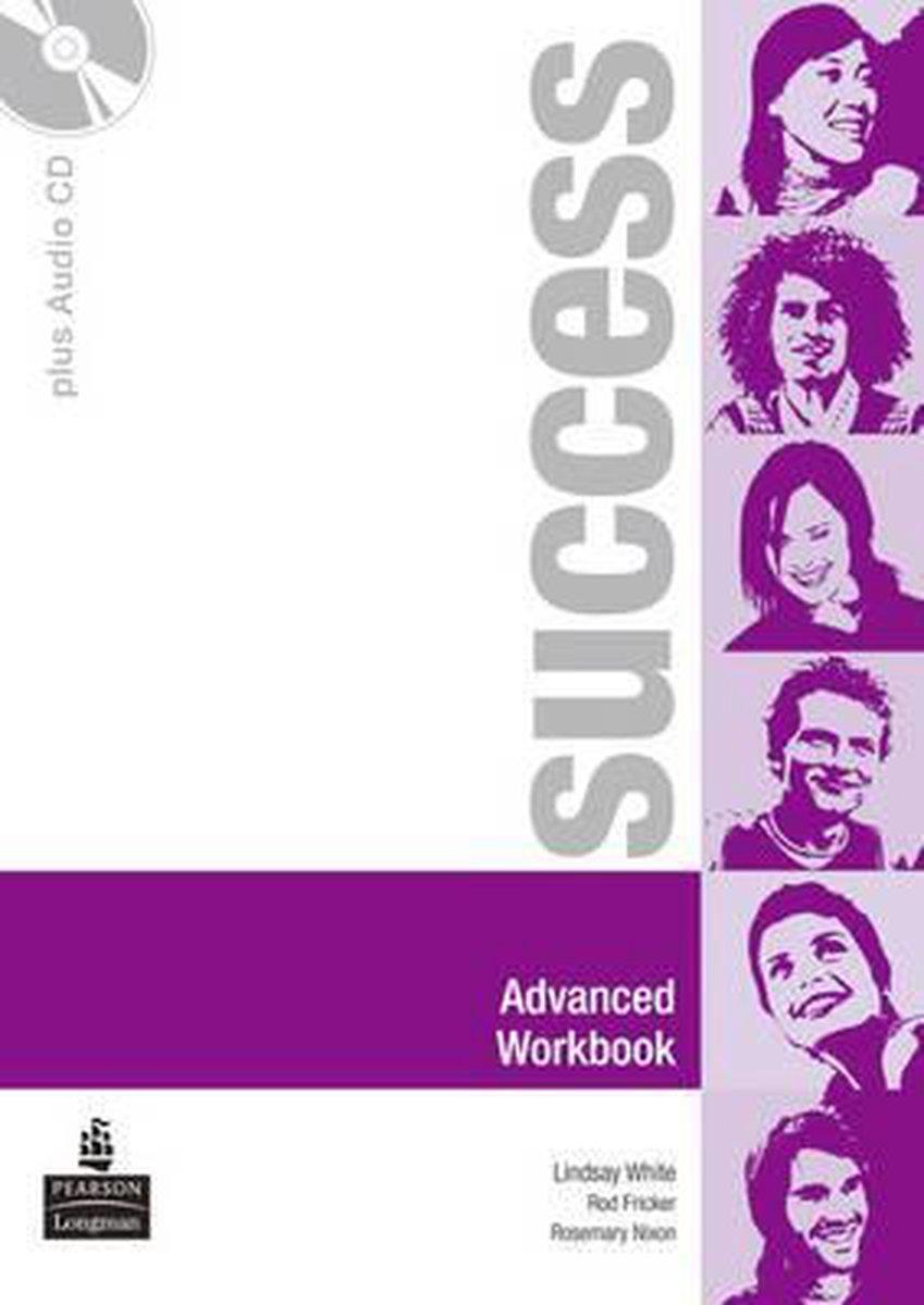 Afbeelding van Success - Advanced workbook + audio-cd