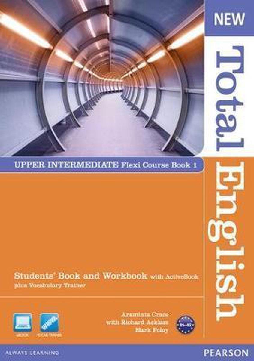 Afbeelding van Total English New - Upper-intermediate Flexi Coursebook pack