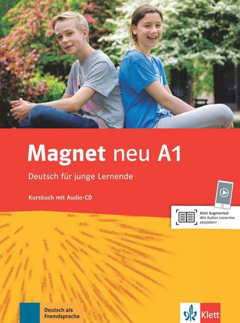Afbeelding van Magnet neu A1 - Deutsch für junge Lernende Kursbuch + Audio-CD