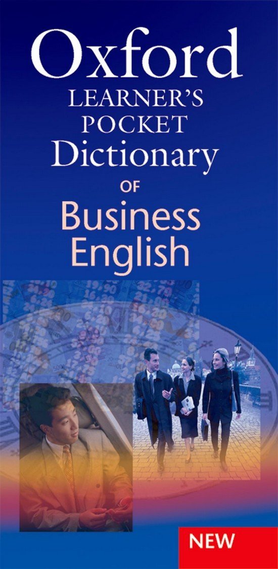 Afbeelding van Oxford Learner's Pocket Dictionary of Business English