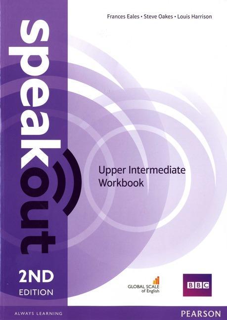 Afbeelding van Speakout - upper-intermedtiate (2nd edition) workboek with key