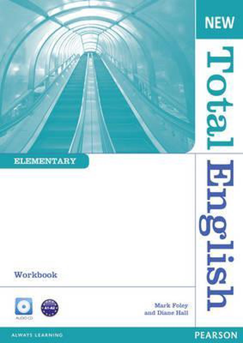 Afbeelding van Total English New - Elementary workbook without key + cd pack