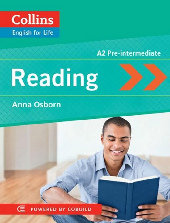 Afbeelding van Collins English for Life - Pre-intermediate A2: Reading