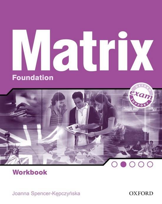 Afbeelding van New Matrix - Foundation workbook