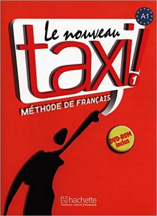 Afbeelding van Le Nouveau TAXI! 1 livre de l'élève + dvd-rom