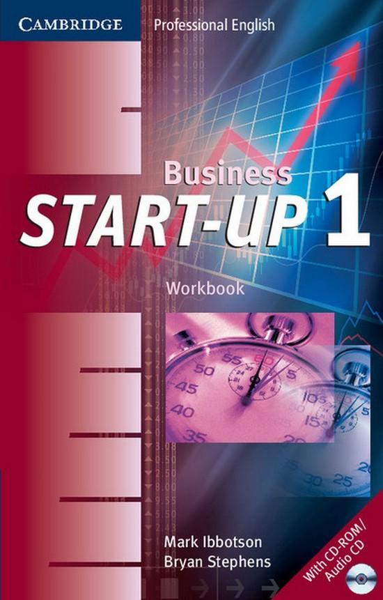 Afbeelding van Business Start-up 1 workbook + cd-rom