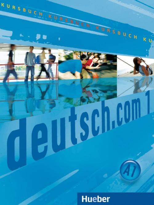 Afbeelding van Deutsch.com 1 Kursbuch