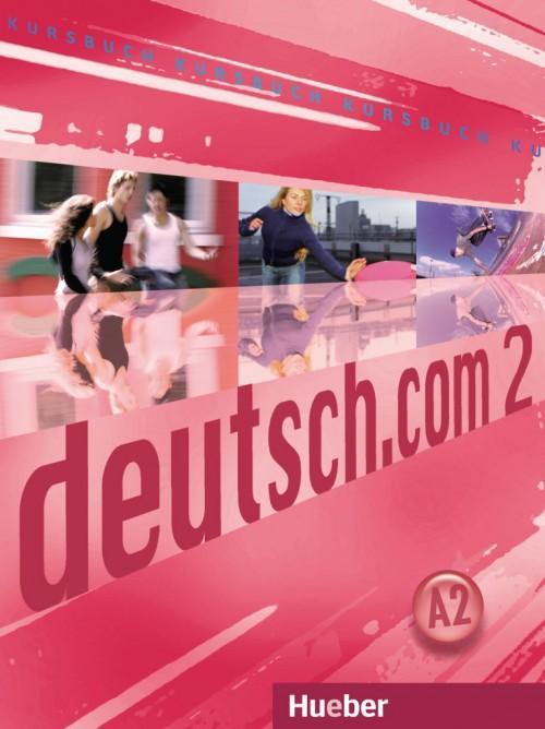 Afbeelding van Deutsch.com 2 Kursbuch