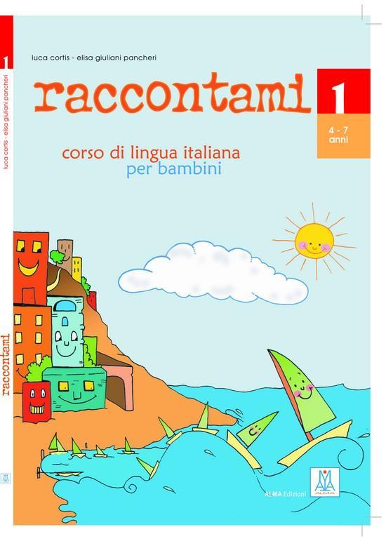 Afbeelding van Raccontami - corso di lingua italiana per bambini 2
