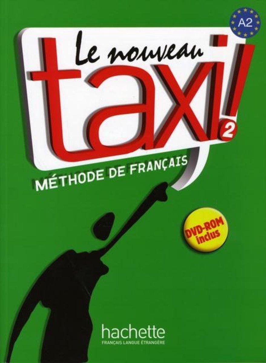 Afbeelding van Le Nouveau TAXI! 2 livre de l'élève