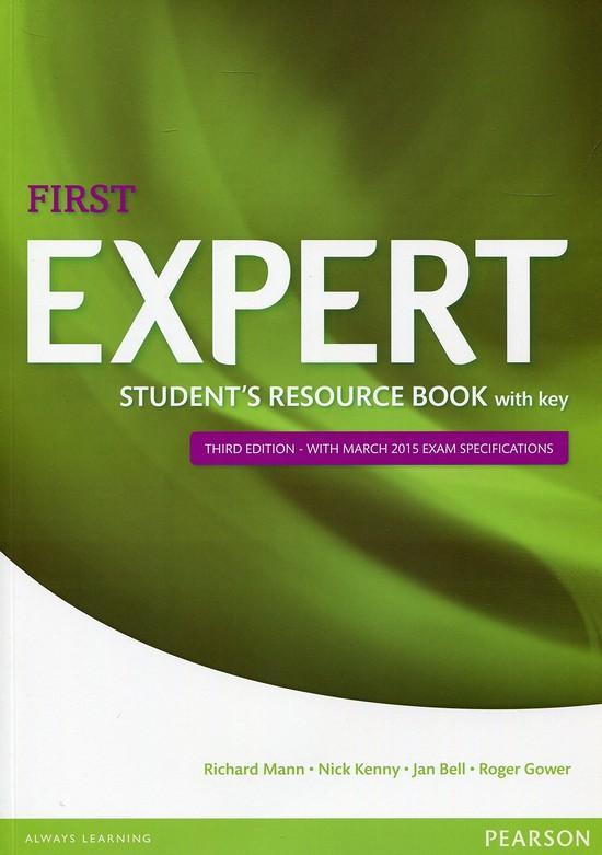 Afbeelding van Expert First student's resource book with key
