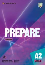 Afbeelding van Prepare Second edition 2 Workbook + Audio Download