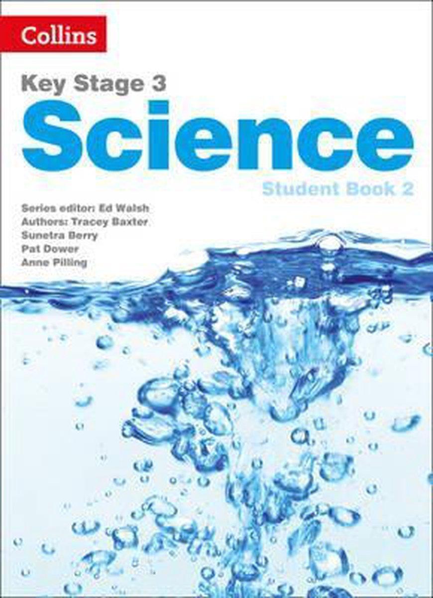 Afbeelding van Key Stage 3 Science : Student Book No. 2