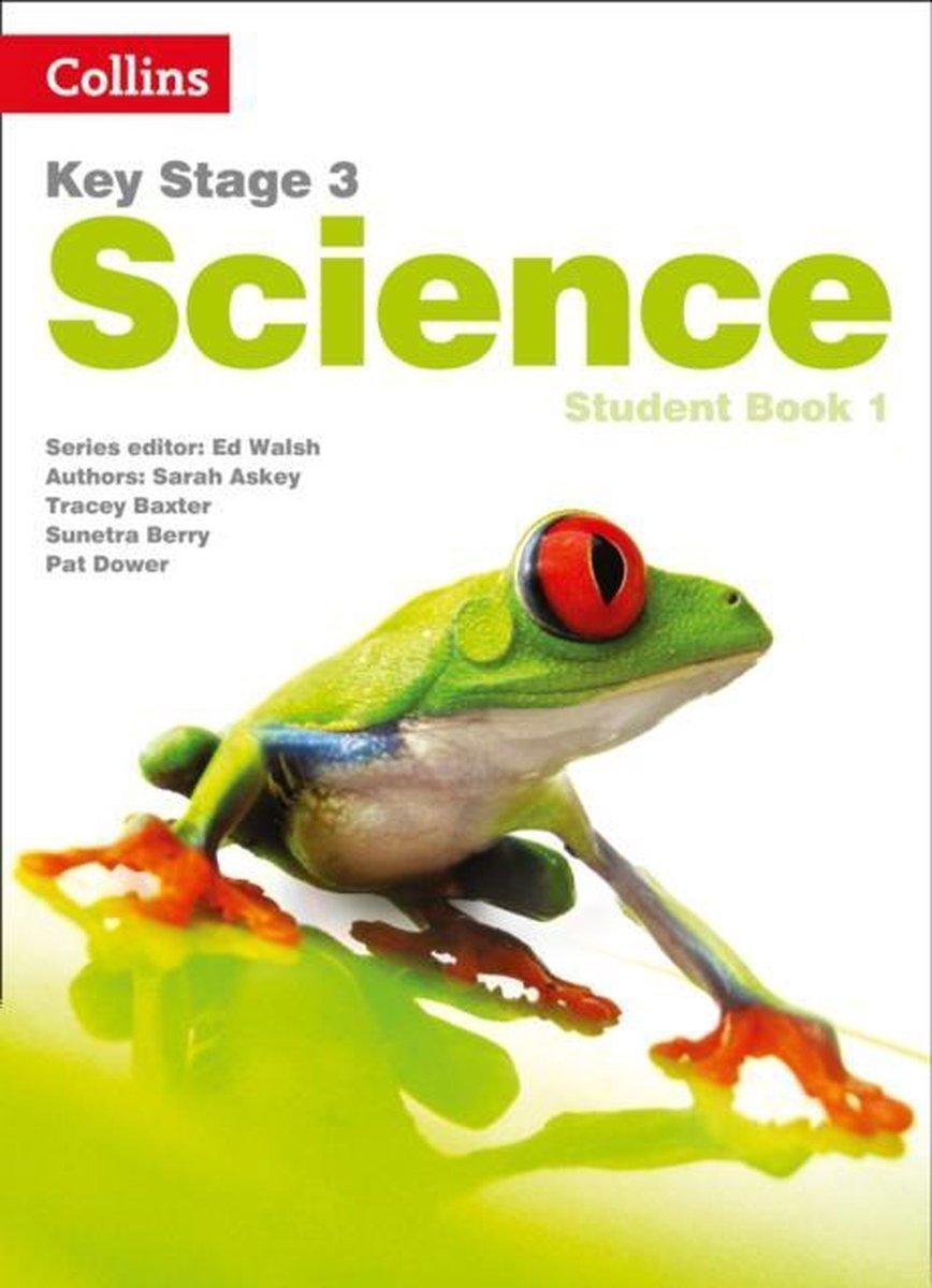 Afbeelding van Key Stage 3 Science Student Book