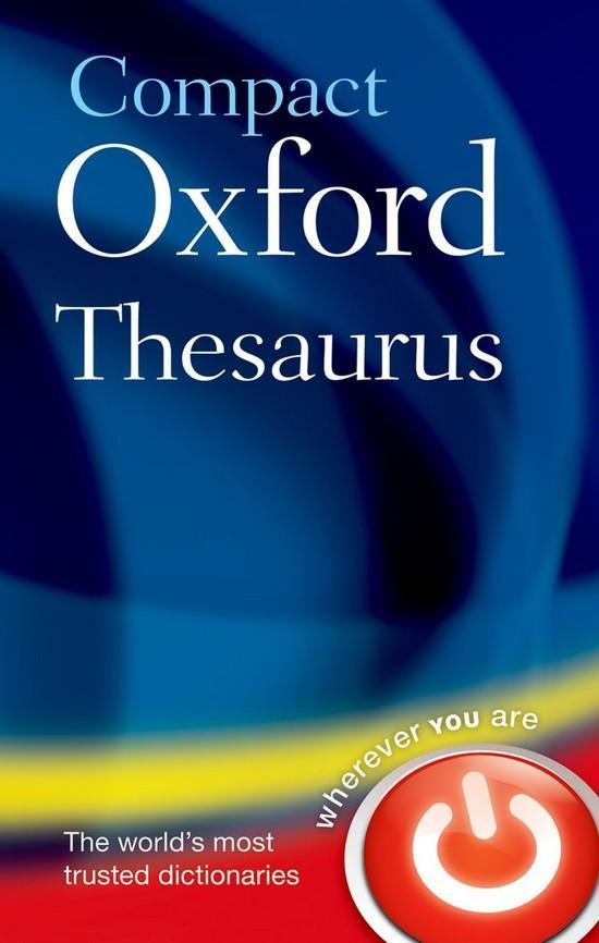 Afbeelding van Oxford Compact Thesaurus