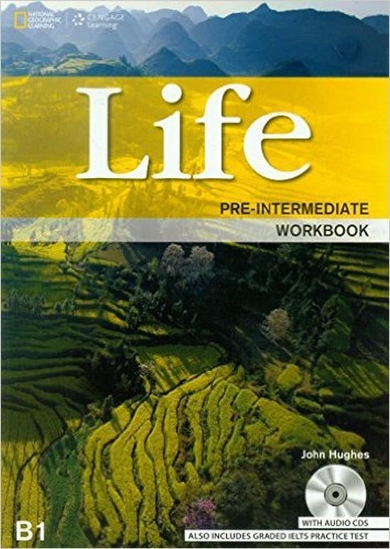 Afbeelding van Life - Pre-intermediate workbook with key + audio-cd