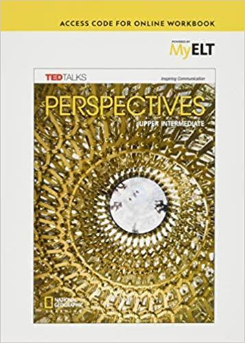 Afbeelding van Perspectives BrE - Upper Intermediate Online workbook pack