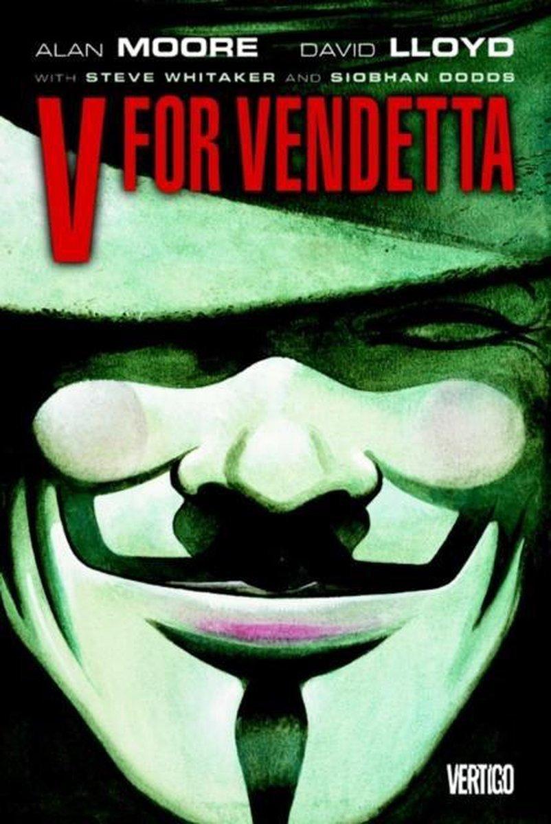 Afbeelding van V. for Vendetta (Graphic Novels)