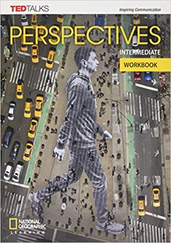 Afbeelding van Perspectives BrE - Intermediate Workbook + audio cd