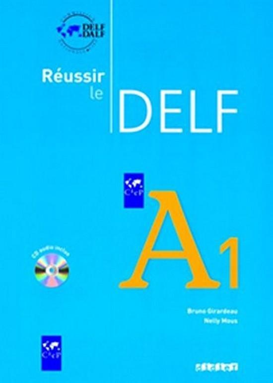Afbeelding van Réussir le DELF A1 livre + cd-audio