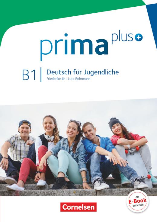 Afbeelding van Prima plus B1 - Deutsch für Jugendliche Allgemeine Ausgabe Gesamtband Schülerbuch