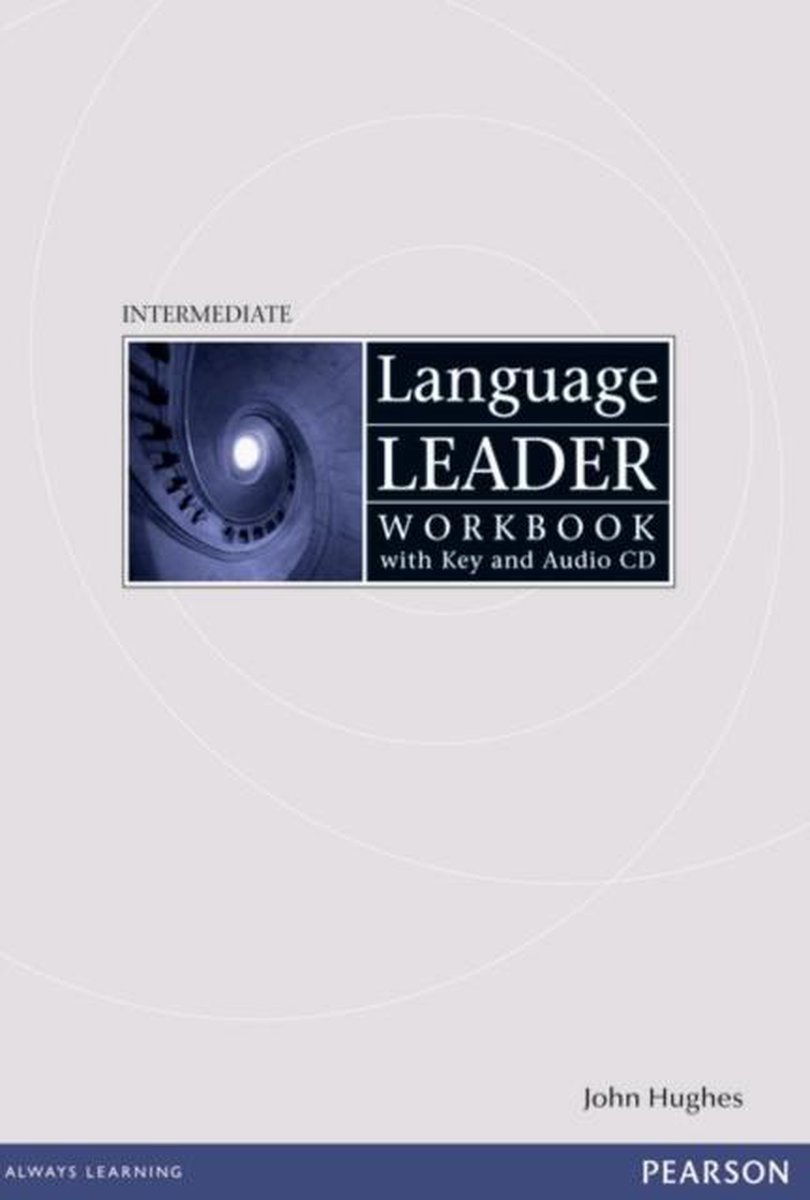 Afbeelding van Language Leader - Intermediate workbook (with key) + audio-cd