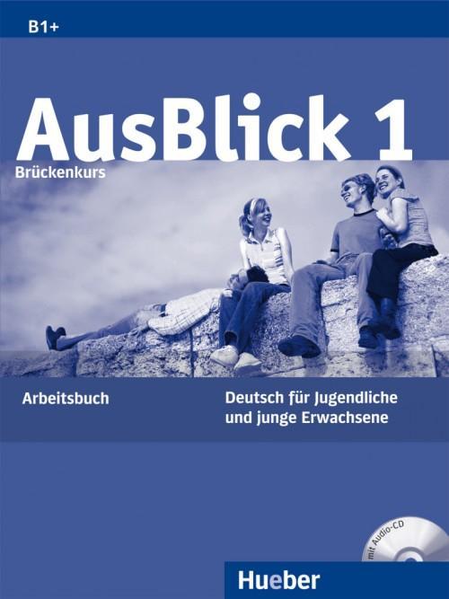 Afbeelding van AusBlick 1 Arbeitsbuch + Audio-CD