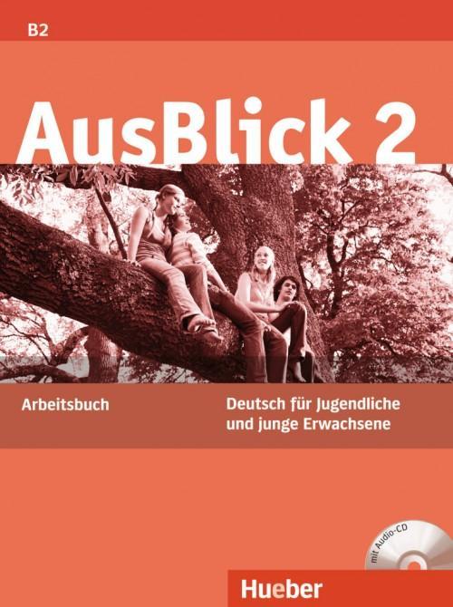 Afbeelding van AusBlick 2 Arbeitsbuch + Audio-CD
