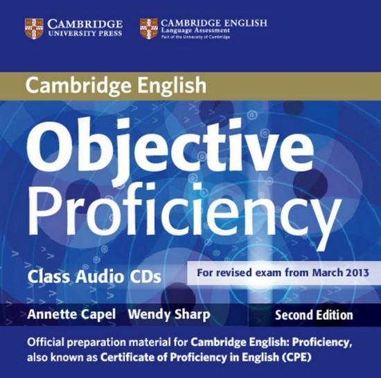 Afbeelding van Objective Proficiency class audio-cd's (3x)