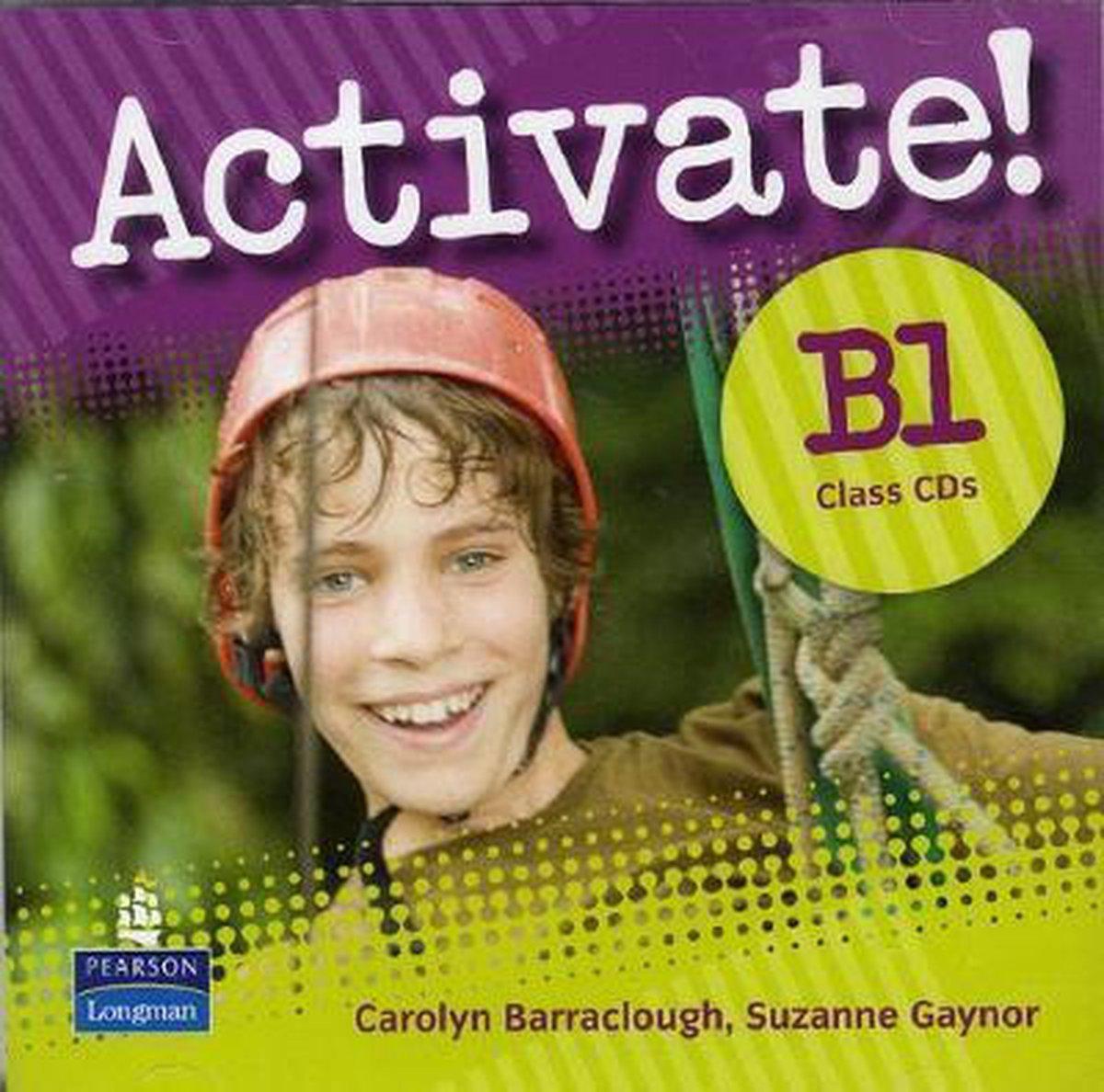 Afbeelding van Activate! B1 class audio-cd's (2x)