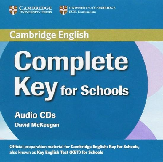 Afbeelding van Complete Key for Schools Class audio CD