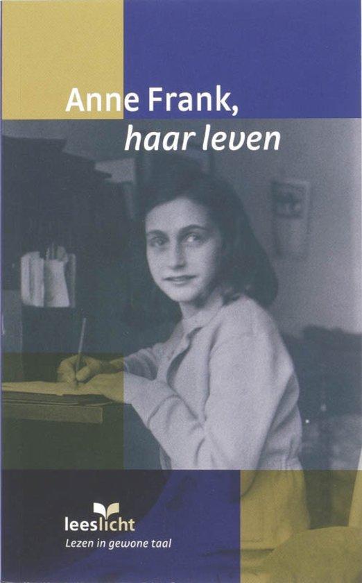 Afbeelding van Anne Frank, haar leven (serie leeslicht)