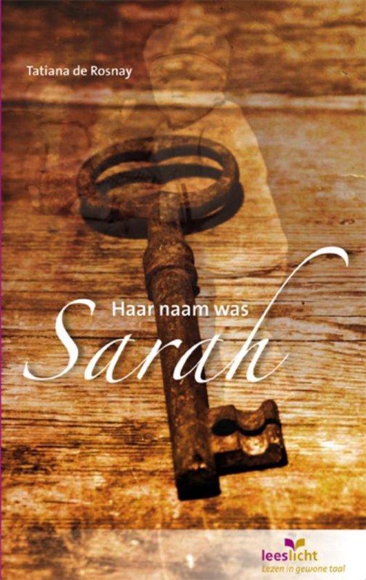 Afbeelding van Haar naam was Sarah (serie leeslicht)