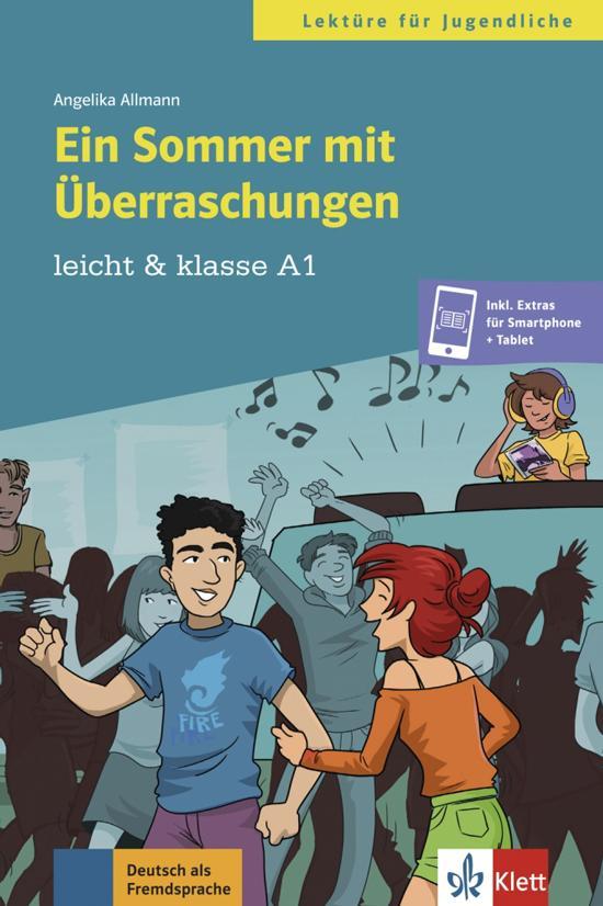 Afbeelding van Ein Sommer mit Überraschungen Buch + Onlineangebot
