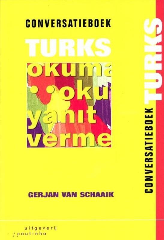 Afbeelding van Conversatieboek Turks boek + audio-cd's (2x)